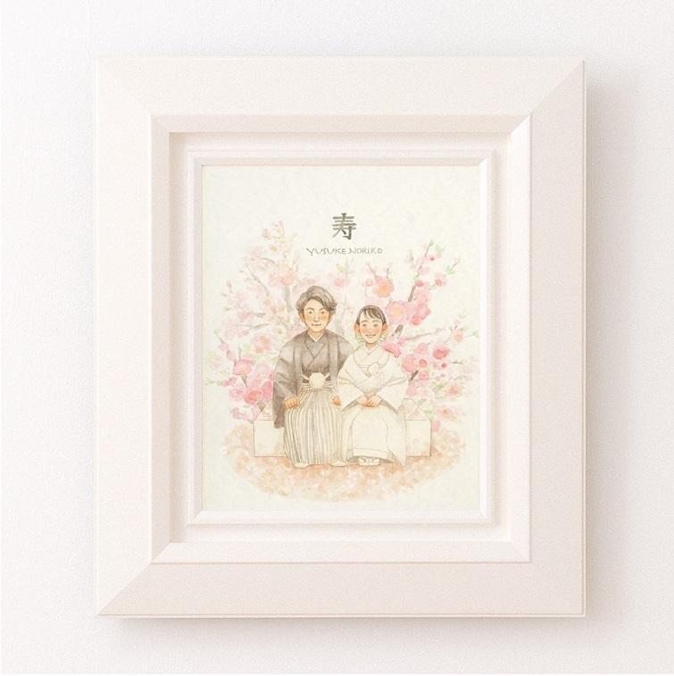 和婚ウェルカムボード - 作家彩-haconiwa
